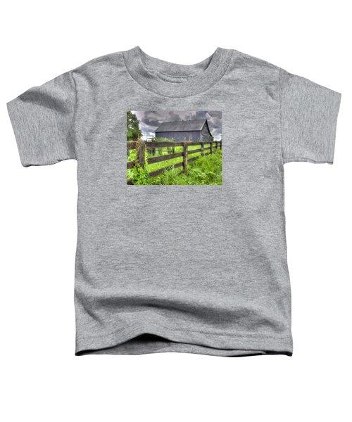 Phillip's Barn #4 Toddler T-Shirt