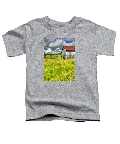 Phillip's Barn Toddler T-Shirt