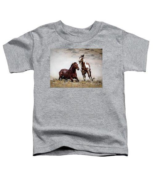 Picasso - Wild Stallion Battle Toddler T-Shirt