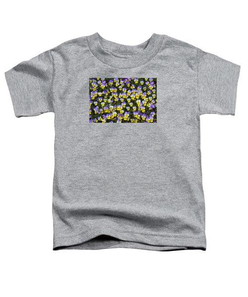 Pick Me-pansies Toddler T-Shirt