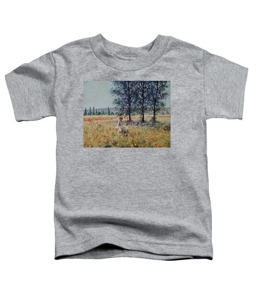 Picking Flowers  Toddler T-Shirt