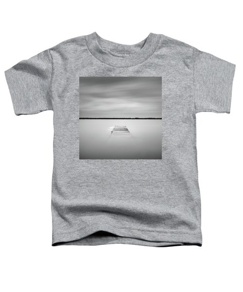 Pier Sinking Into The Water Toddler T-Shirt