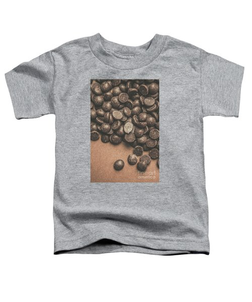 Pile Of Chocolate Chip Chunks Toddler T-Shirt