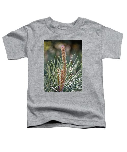 Pine Shoots Toddler T-Shirt