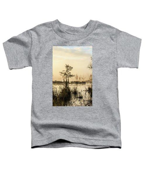 Pinelands - Mullica River Toddler T-Shirt