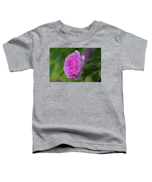 Pink Beauty In Bloom Toddler T-Shirt