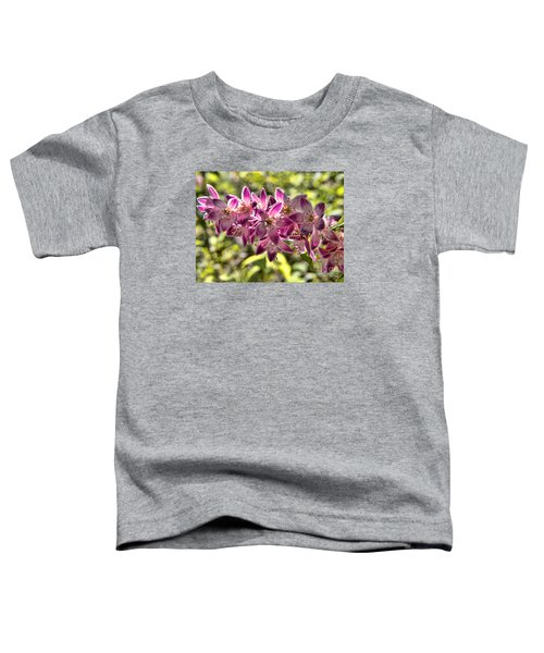 Pink Ladies In Spring Glory Toddler T-Shirt