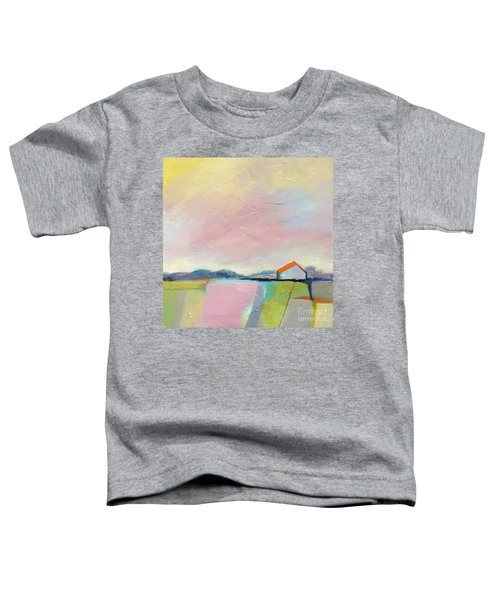 Pink Sky Toddler T-Shirt