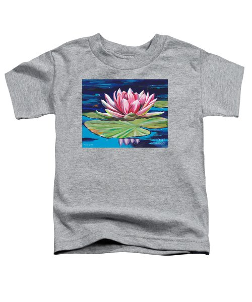 Pink Tranquility Toddler T-Shirt