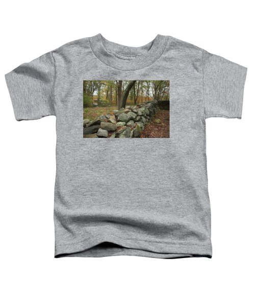 Place For A Hero Toddler T-Shirt