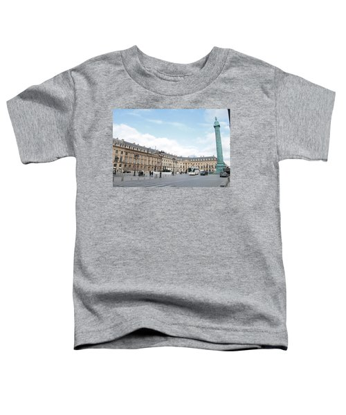 Place Vendome Toddler T-Shirt