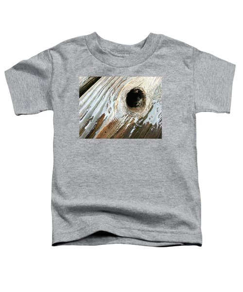 Planking The Right Way? Toddler T-Shirt