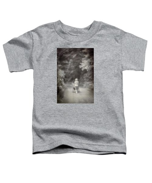 Planting-sepia Toddler T-Shirt