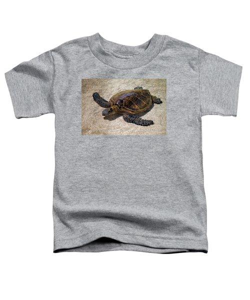 Playful Honu Toddler T-Shirt