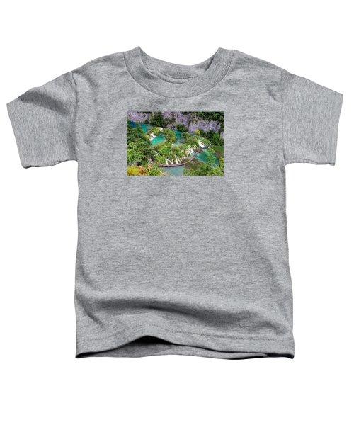 Plitvice Lakes National Park Toddler T-Shirt