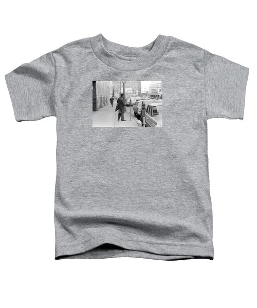 Plugging The Meter Toddler T-Shirt