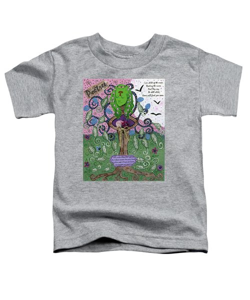 Poetree Toddler T-Shirt