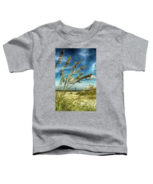 Ponce Inlet Lighthouse Toddler T-Shirt