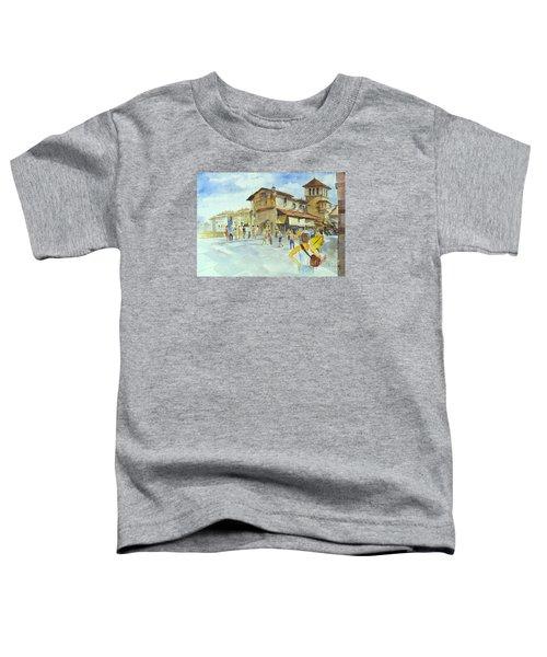 Ponti Vecchio Toddler T-Shirt