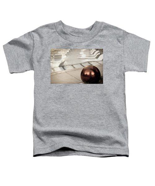 Pool Ball Toddler T-Shirt