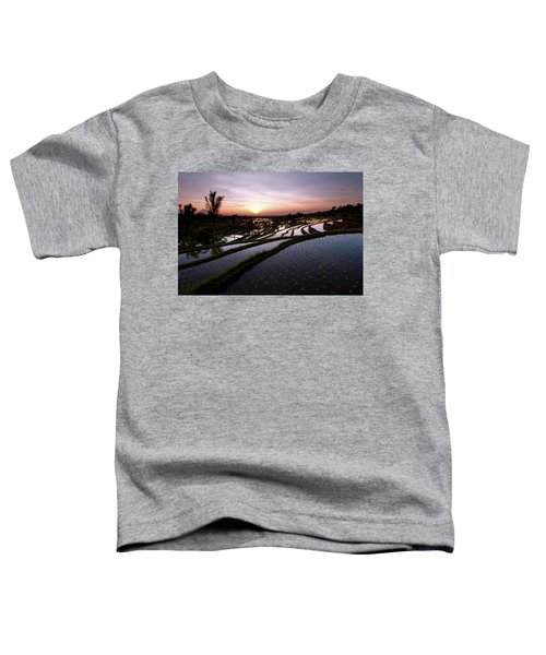 Pools Of Rice Toddler T-Shirt