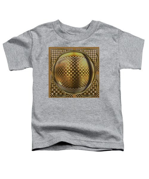 Pop Art Circles Toddler T-Shirt