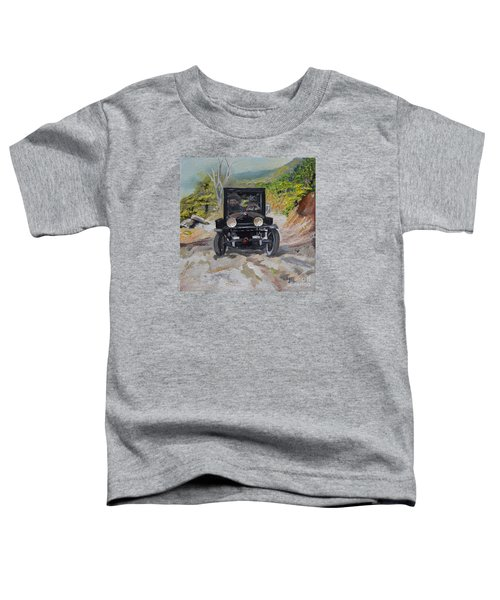 Popcorn Sutton - Looking For Likker Toddler T-Shirt