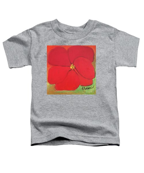 Poppy 2 Toddler T-Shirt