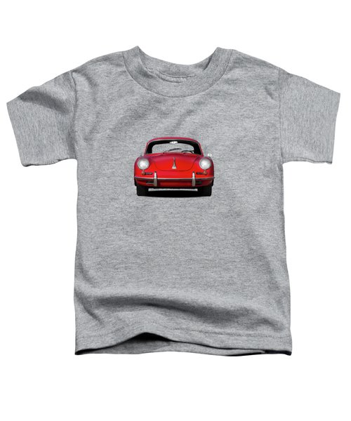 Porsche 356 Toddler T-Shirt