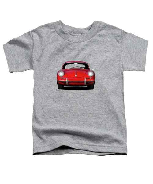 Porsche 356 Toddler T-Shirt