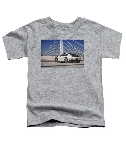 Porsche Gt3rs Toddler T-Shirt