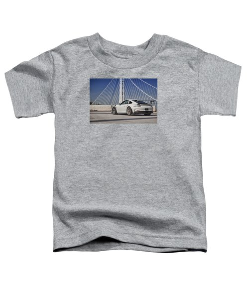 Porsche Gt3rs Toddler T-Shirt
