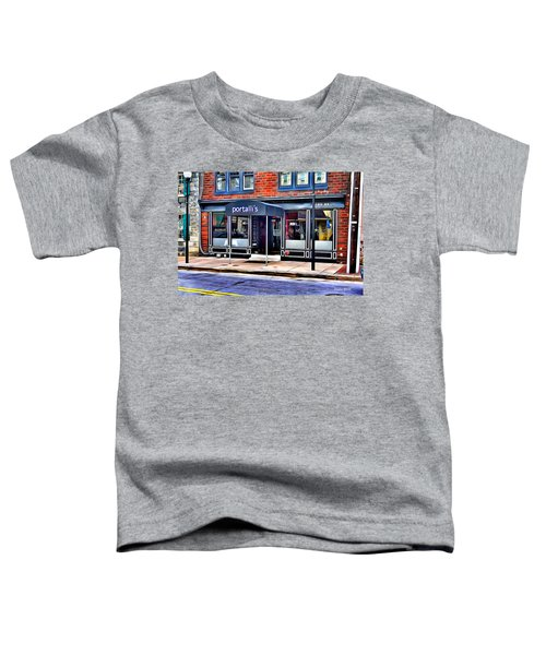 Portalli's Toddler T-Shirt