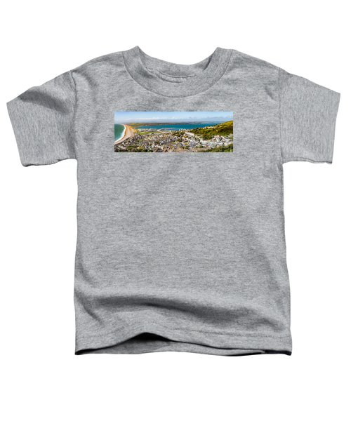 Portland And Chesil Beach Toddler T-Shirt