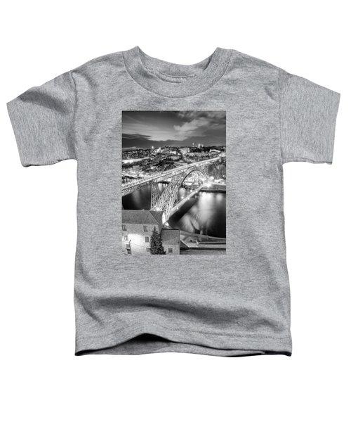 Porto Sao Luis I Bridge Toddler T-Shirt