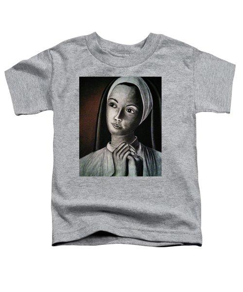 Portrait Of A Nun Toddler T-Shirt