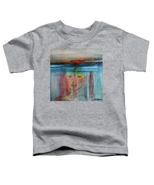 Portrait Of A Refugee Toddler T-Shirt