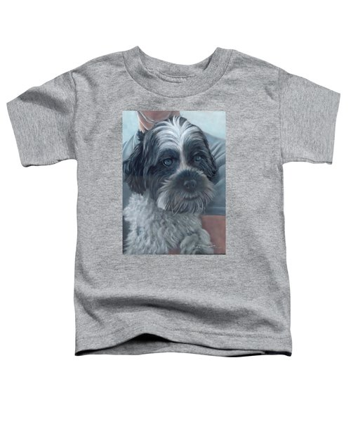 Portrait Of Charley Toddler T-Shirt