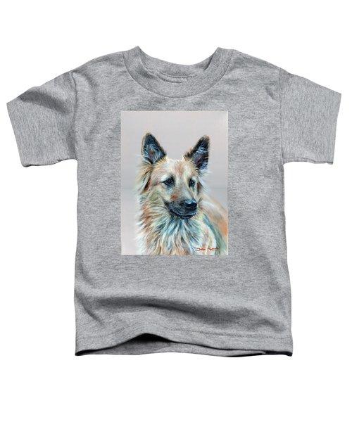 Portrait Of Sasha Toddler T-Shirt