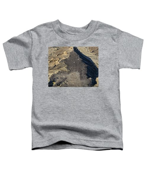Toddler T-Shirt featuring the photograph Possible Archeological Site by Jim Thompson