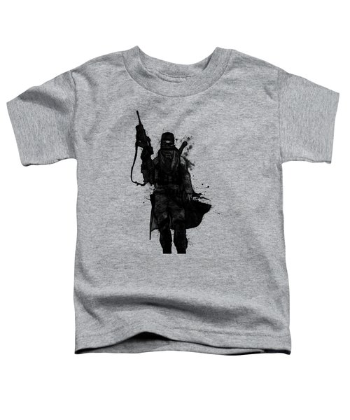 Post Apocalyptic Warrior Toddler T-Shirt