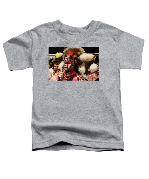 Pow Wow Celebration No 10 Toddler T-Shirt