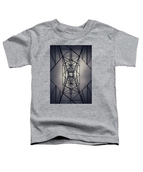 Power Above Toddler T-Shirt