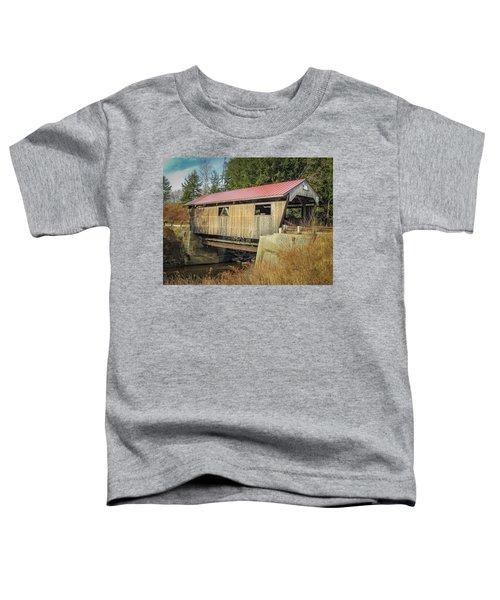 Power House Bridge Toddler T-Shirt