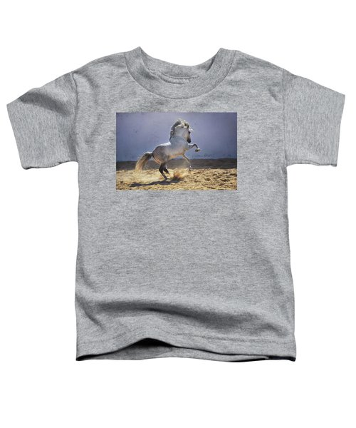 Power In Motion Toddler T-Shirt