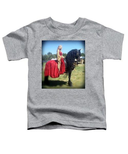 Powerful Beauty Toddler T-Shirt