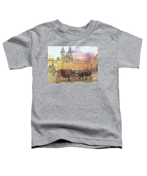 Prague Old Town Square Toddler T-Shirt