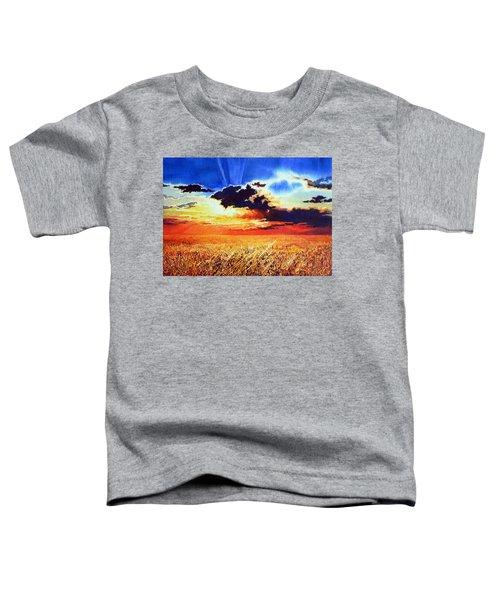 Prairie Gold Toddler T-Shirt