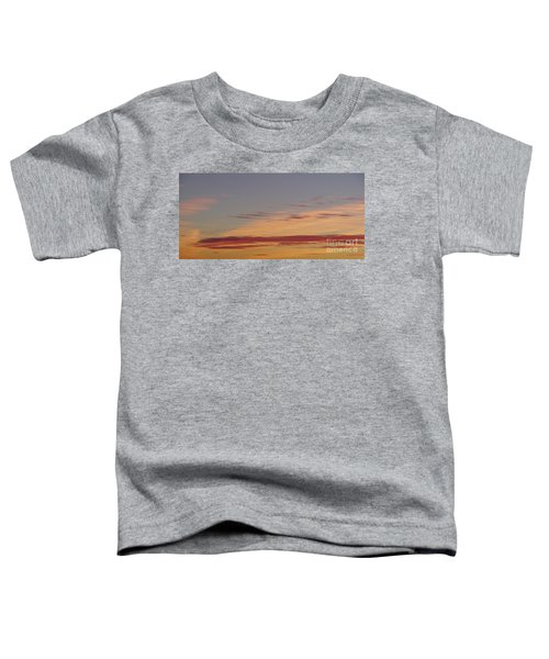 Prairie Sunset 2 Toddler T-Shirt
