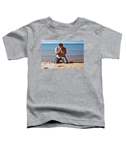 Prayer Toddler T-Shirt